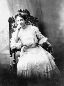 Internationally acclaimed educator, activist, and writer Mary Church Terrell visited Virginia Christian at the state penitentiary in Richmond on July 24, 1912. Earlier that day she had met with the Governor William Hodges Mann, imploring him to commute the girl's death sentence.