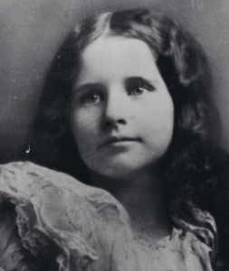 Virginia O'Hanlon was eight years old when she penned her famous letter to The New York Sun newspaper in 1897.