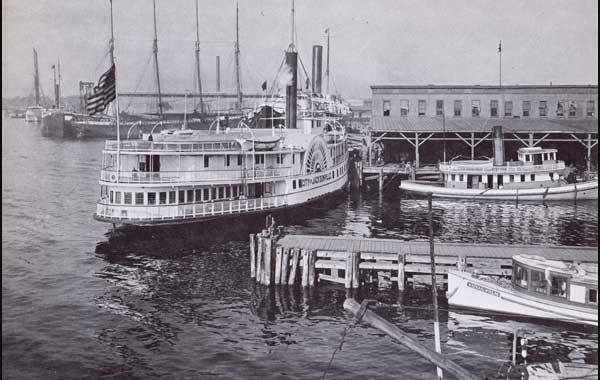 Jacksonville, FL-Waterfront-1912