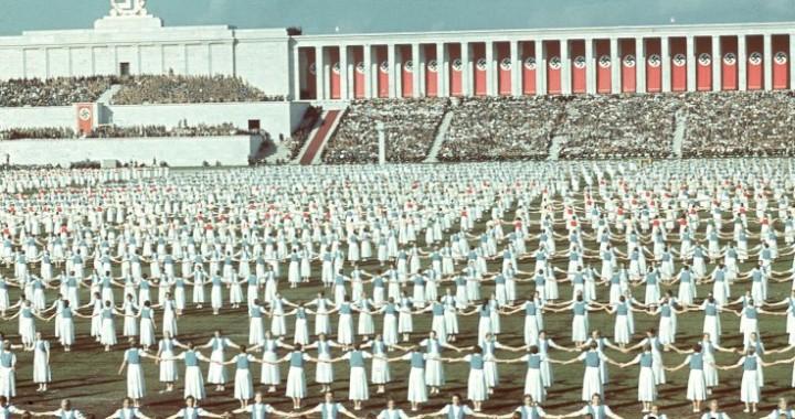 Nazi Propaganda Image
